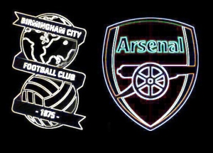 Birmingham City vs Arsenal - League Cup final 2011