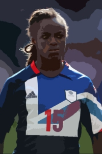 Eni Aluko - one of Birmingham's brightest stars