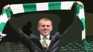 Neil Lennon: often the target of sectarian abuse and threats of violence