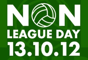 Non-League Day: 13.10.12